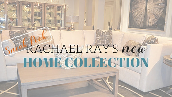 Sneak Peak: Rachael Ray's New Home Collection
