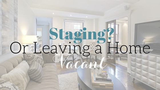 Staging a Vacant Home in NYC