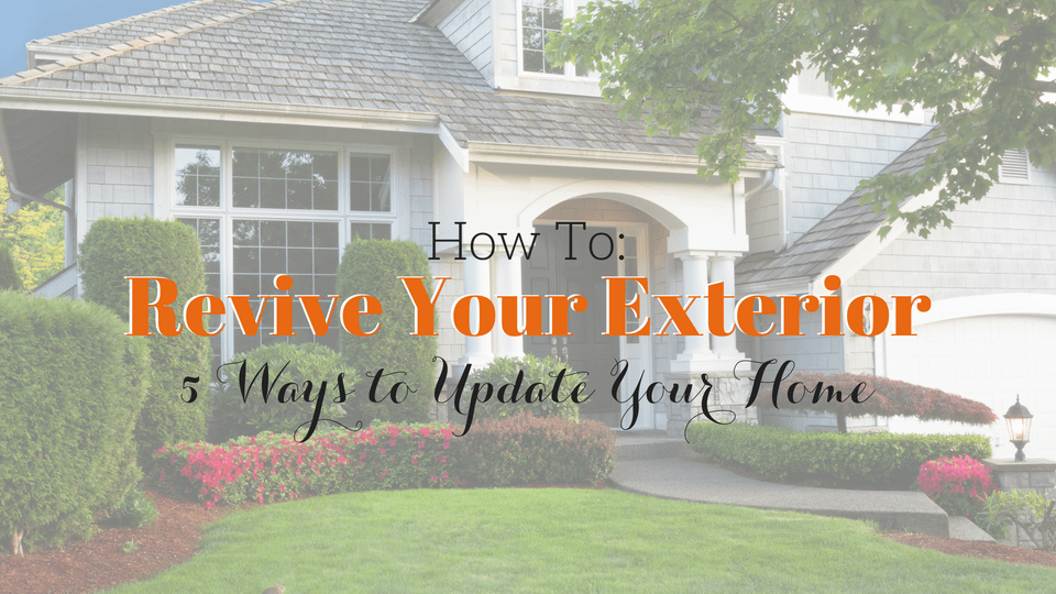 [VIDEO] How to Revive Your Home's Exterior After Winter