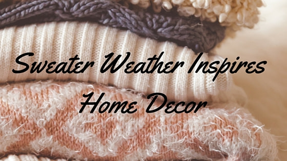 DIY Home Decor: Decorate with Old Sweaters