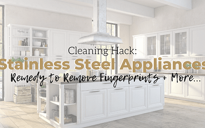[VIDEO] How to Keep Stainless Steel Appliances Clean