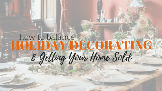 Avoid Turning Buyers Off During the Holidays