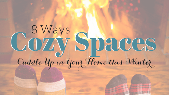 How to Create Cozy Rooms to Hibernate in this Winter