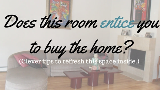 REFRESH Your Living Room with Home Decor