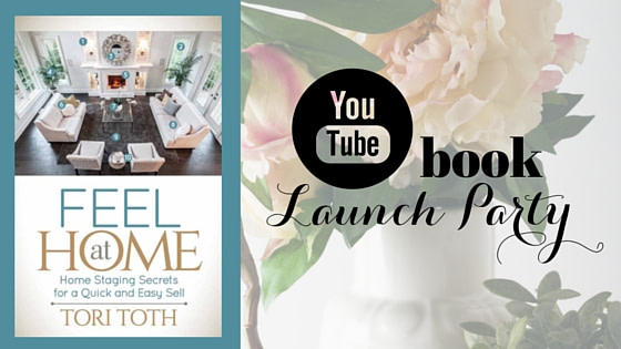 Feel At Home Youtube Book Launch Party