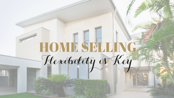 Home Selling: How Flexible Should Home Sellers Be?